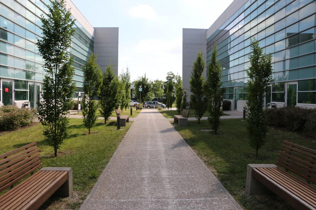 Locaux de Solutys Group à Labège