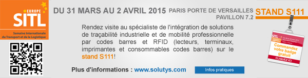 Invitation gratuite SITL 2015