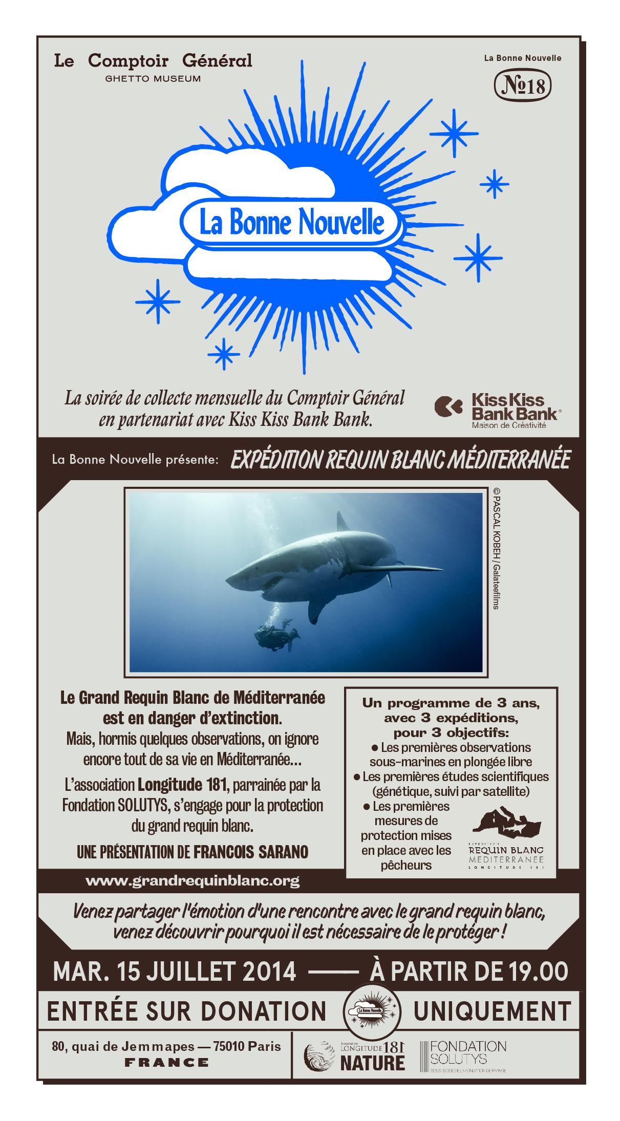 soiree expe requin blanc - 15 juillet